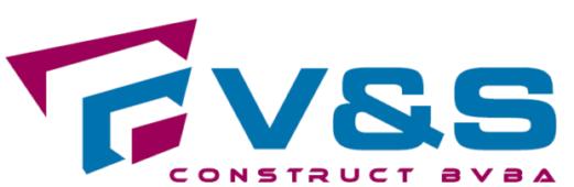 V&S Construct Logo